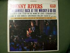 JOHNNY RIVERS MEANWHILE BACK AT THE WISKEY A GO GO IMPERIAL LP -12284 STEREO