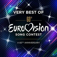 VARIOUS ARTISTS - VERY BEST OF EUROVISION SONG CONTEST: 2CD ALBUM SET (2015)