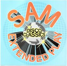 SAM RECORDS EXTENDED PLAY DISCO CLASSICS  - CD