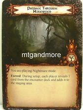 Lord of the Rings LCG  - 1x Passage Through Mirkwood  #001 - Passage through