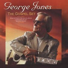 "GEORGE JONES, CD ""THE GOSPEL SET"" NEW SEALED"
