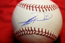 JEFF KENT AUTOGRAPHED AUTO SIGNED MAJOR LEAGUE BASEBALL OML GIANTS COA