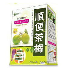 Umeya Cha Plum Detox & Cleanse Slimming Natural 12 Packs Free Shipping