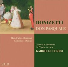 Don Pasquale, New Music