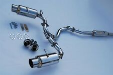 Invidia N1 Catback Exhaust+SS Tips FOR 13+ Subaru BRZ Scion FR-S/GT86 HS12SSTGTP