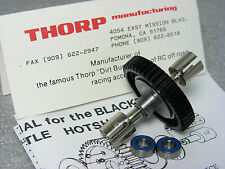 Vintage THORP 4550 Tamiya Hot Shot Blackfoot Monster Beetle MudBlaster Ball Diff