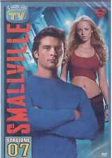 Smallville Stagione 7 Disco 5 DVD Slimcase Sigillato