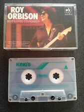 RARE ROY ORBISON BEST LOVED STANDARDS CASSETTE TAPE  INDONESIA LIKE NEW COND