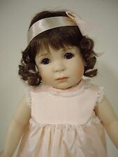 "Master Piece Gallery, ""Skylar"" By Jeanne Singer, 18"" Tall, Porcelain Doll"