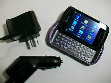 GREAT! Pantech Swift P6020 Camera QWERTY Video GSM Touch Slider AT&T Cell Phone