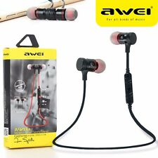 AWEI A920bl Wireless Bluetooth 4.0 Sport Stereo Headset Noise Earbuds Headphones