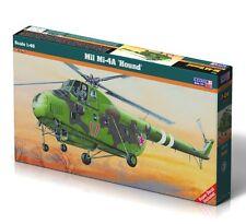 Mil Mi-4 hound (polish & soviétique MKGS) 1/72 MISTERCRAFT