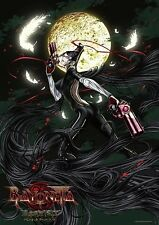 Bayonetta Bloody Fate poster- B Japan Movie Promo Limited gift anime 2013 rare