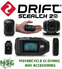Drift Stealth 2 HD Motorcycle Sport Action Ski MTB 1080p Camera + FREE Balaclava