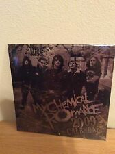 My Chemical Romance 2009 Calendar New Sealed Gerard Way The Black Parade