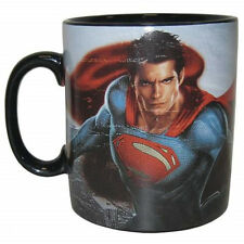 Batman v Superman Dawn of Justice Movie Images 14 oz Ceramic Mug, NEW UNUSED