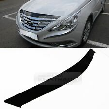 San Front Hood Guard Bug Shield  Molding For HYUNDAI 2011 - 2014 YF Sonata i45