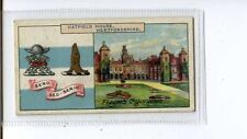 (Jt885-100)Players,Country Seats & Arms,Marquess Of Salisbury,1906#38