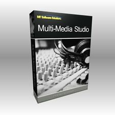 Multi-Media Music Sound Production Engineering App Application NEW Software