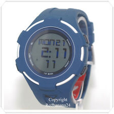 PUMA MENS TIDE BLUE SILICONE WATCH PU911061004
