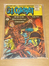 GI COMBAT #39 G (2.0) DC COMICS AUGUST 1956 **