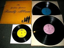 THE GOLDEN GUINEA FAMILY ALBUM-2 LP'S + SINGLE GATEFOLD SLEEVE PYE GGF.0088