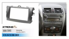 Xtrons Radio Fascia Facia for Toyota Corolla ASCENT CONQUEST LEVIN ULTIMA EDGE
