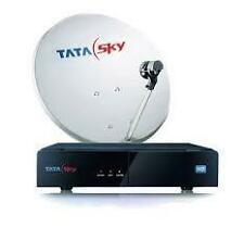 TATASKY HD PRIMARY+CHILD WITH 1 MONTH FREE DHAMAAL MIX PACK WITH INSTALLATION