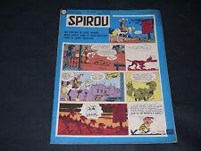 Journal de Spirou N°1143