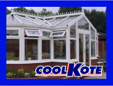 COOLKOTE WINDOW FILM SAMPLE / CONSERVATORY ROOF BLINDS