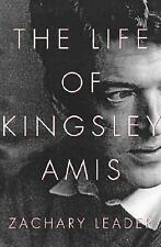 The Life of Kingsley Amis, Authors, Historical, Zachary Leader, Very Good, 2007-