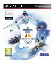 Vancouver 2010 - The Official Video Game of the Olympic Winter Games (Sony PlayS
