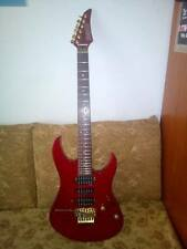 ELECTRIC GUITAR-Yamaha RGX 721 DG Trans Red-Made-in-Taiwan LATE 90's!!..TOP.!!!!