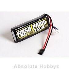 Mugen Flash Point LiPo 2500mah Flat Battery 7.4v Pack - MUGFP2001
