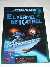 El Yermo de Kathol - Módulo Star Wars el Juego de Rol