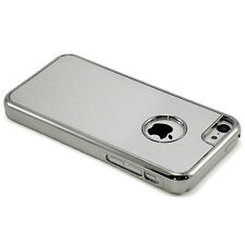 New Silver Aluminum Brushed Hard Case Cover For iPhone 5C