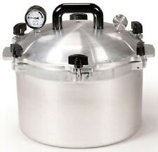 NEW ALL AMERICAN 15.5 Quart 915 Pressure Cooker Canner