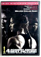 Brand New GIFT Ready Million Dollar Baby 2004 WS 2-DVD 4 Oscars Clint Eastwood
