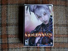 Guild Wars Game of the Year Edition CDs (2) & Manuscripts Book