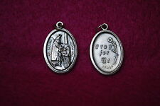 SAINT BLAISE MEDAL - ST BLAISE    Patron to Diseases of the Throat