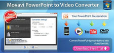 Movavi Powerpoint to Video Converter , Convert PPT files to video
