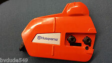 Husqvarna 545;555 chainsaw clutch cover; new OEM