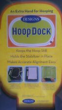 Designs in Machine Embroidery Small Hoop Dock for Brother Baby Lock hoopdock