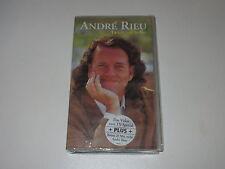 VHS/ANDRE RIEU/LA VIE EST BELLE/060814-3/SEALED NEU NEW