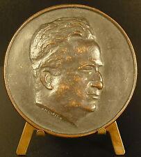 Médaille Pr Louis Portes, président de l'Ordre sous VICHY sc Coëffin 68mm Medal