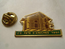 PIN'S 1991 28 FETE D'ARECHES