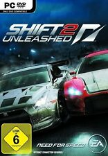 PC Computer Spiel * Need for Speed Shift 2 Unleashed NFS ****************NEU*NEW