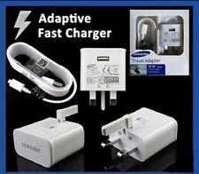 Same as Original Samsung S7/S6/Edge Note 4/5 High Quality Adaptive Fast Charger.