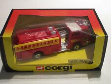 MACK HAMMOND FIRE DEPT. FEUERWEHR VON CORGI #2029 GT. BRTAIN VON 1981 OVP BOX