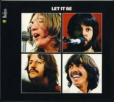 The Beatles- Let It Be(CD, 2009, Apple Corps)